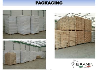 木制柄包装