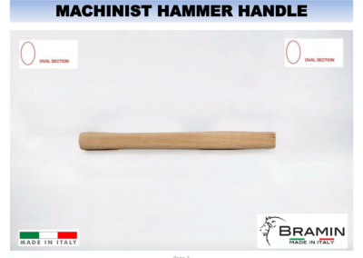 MACHINIST HAMMER HANDLE
