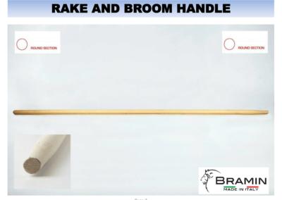 RAKE AND BROOM HANDLE