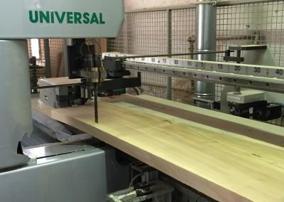 Taglio a misura manici in legno